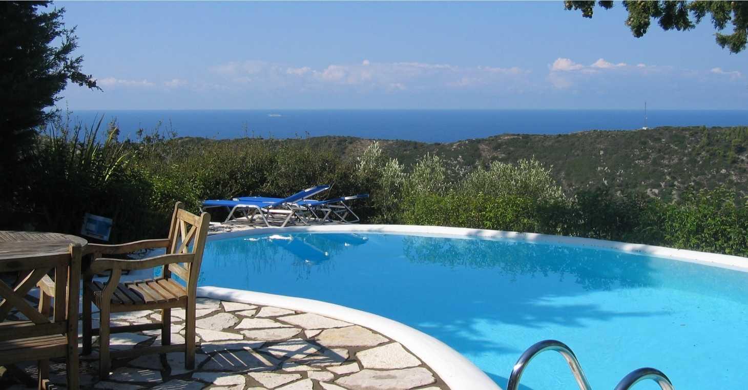 Villa Daphne In Agios Nikitas Around Agios Nikitas Lefkada